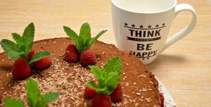 Piattofondo torta al cioccolato